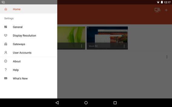 Microsoft Remote Desktop スクリーンショット 14