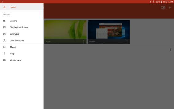 Microsoft Remote Desktop スクリーンショット 9