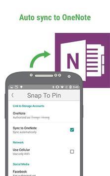 Snap To Pin apk screenshot