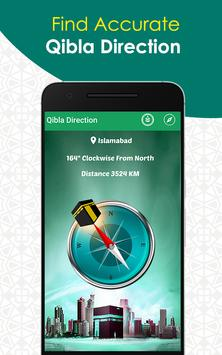 Qibla Direction screenshot 1
