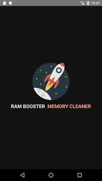 RAM Booster-Super Cleaner 2018 poster