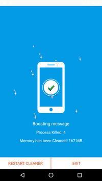 RAM Booster-Super Cleaner 2018 screenshot 5