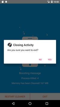 RAM Booster-Super Cleaner 2018 screenshot 6