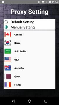 VPN proxy – Free Security VPN Server apk screenshot