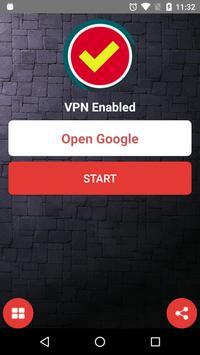 VPN proxy – Free Security VPN Server screenshot 2