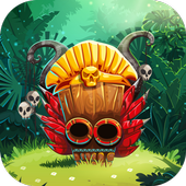Junglebox Blast Saga - Crushing Puzzle Game icon