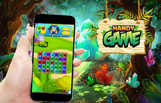 Junglebox Blast Saga - Crushing Puzzle Game screenshot 2