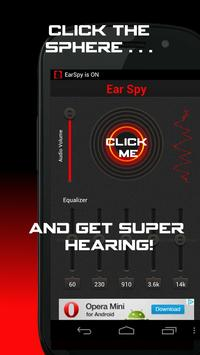 Ear Agent poster