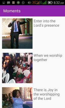 CGMi Shalom Tabernacle apk screenshot