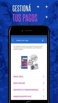 Little Blue apk screenshot