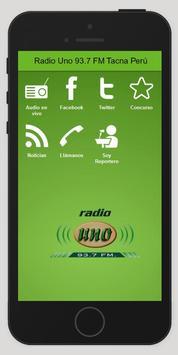 Radio Uno poster