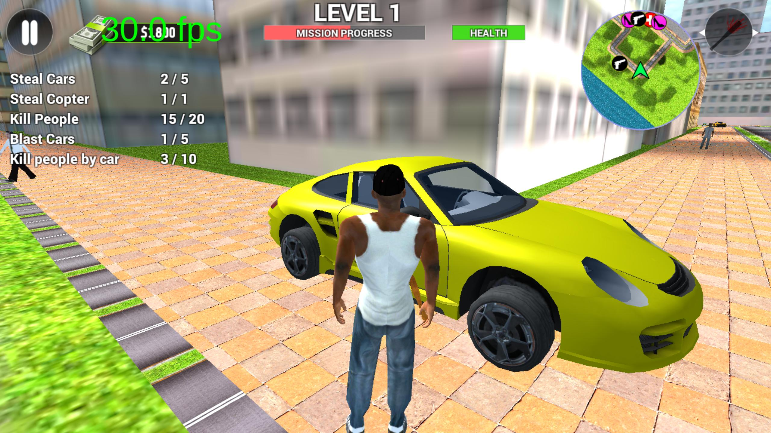 San Andreas Crime City for Android - APK Download
