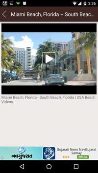Miami Beach Videos (USA) apk screenshot