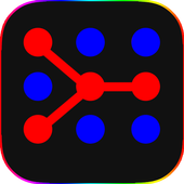 same color connect free icon