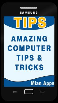 Computer Tips poster