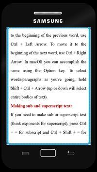 Computer Tips screenshot 3