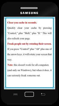 Computer Tips screenshot 6