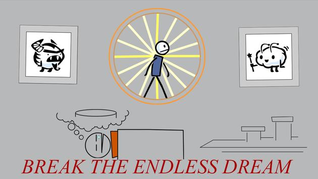 Lonely Stickman: Endless dream screenshot 2