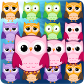 Cute Owl Pop icon