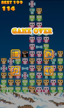 Cute Owl Pop apk screenshot