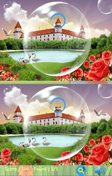 Spot the Differences Game 7 apk screenshot