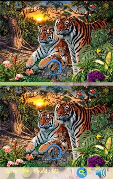 Spot the Differences Game Free 8 apk screenshot