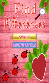 Spot the Differences 2018 poster