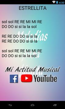 Melodías para flauta screenshot 1