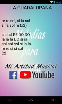 Melodías para flauta screenshot 2