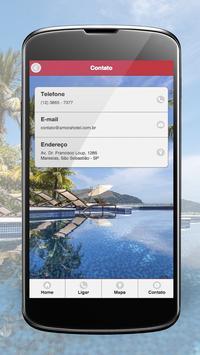 Amora Hotel Maresias apk screenshot