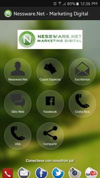 Nessware.Net Marketing Digital poster