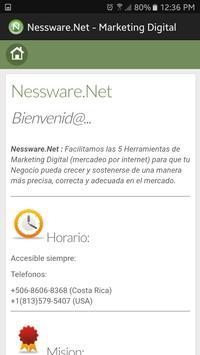 Nessware.Net Marketing Digital screenshot 1