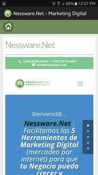 Nessware.Net Marketing Digital screenshot 5