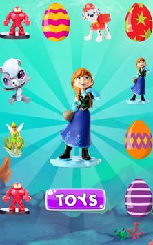 Surprise Eggs Toys Game screenshot 9