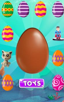 Surprise Eggs Toys Game poster