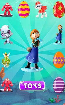 Surprise Eggs Toys Game screenshot 1