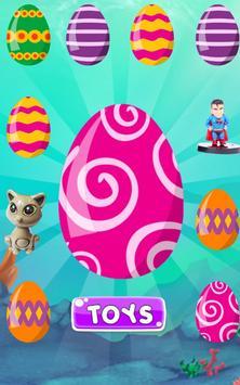 Surprise Eggs Toys Game screenshot 2