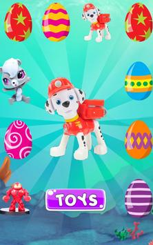 Surprise Eggs Toys Game screenshot 3