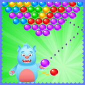 Subway Monster Bubble Shooter icon