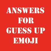 Answers for Guess - Up Emoji icon