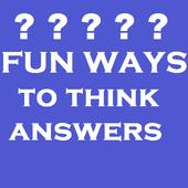 Fun Ways Answers icon
