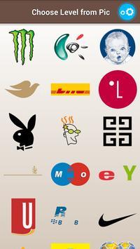 Answers for Logo Quiz Superb apk screenshot