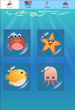 Under the Sea: Fun Activities poster