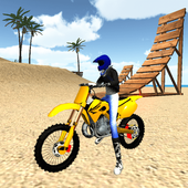Motocross Beach Jumping icon