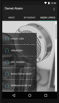 Demet Akalın - Çalkala Müzik screenshot 1