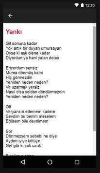 Simge - Yankı Müzik Lyrics screenshot 3