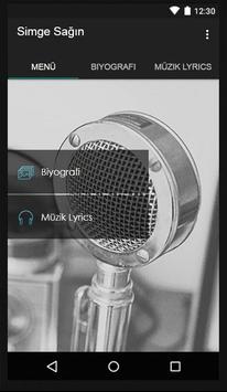 Simge - Yankı Müzik Lyrics poster