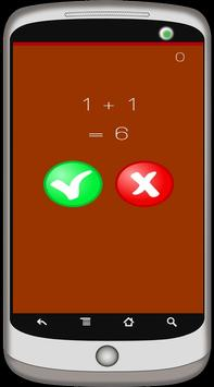 Numeracy Tests For Students apk screenshot