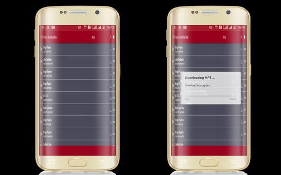 Free Music Downloads apk screenshot