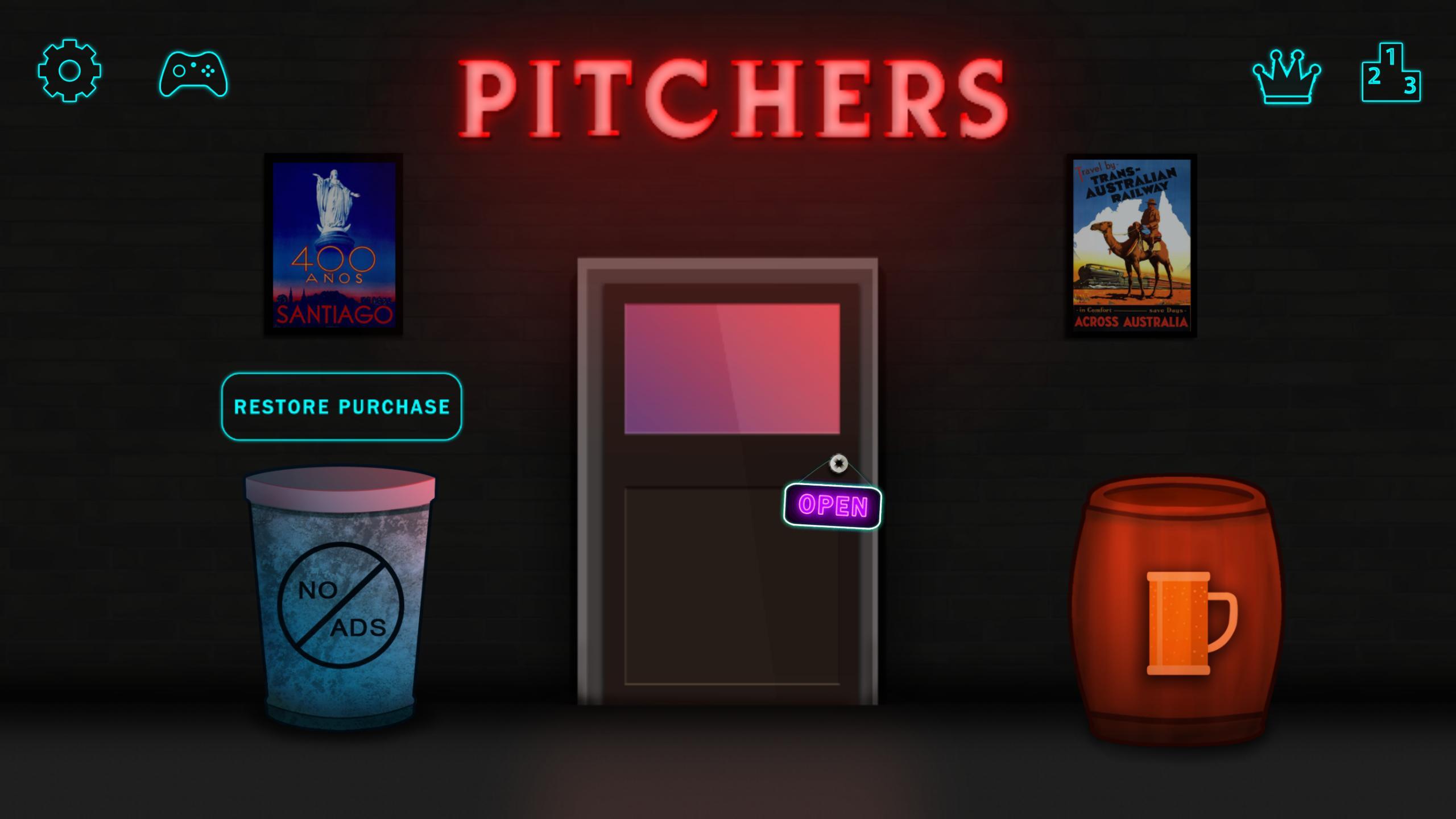 Pitchers 3